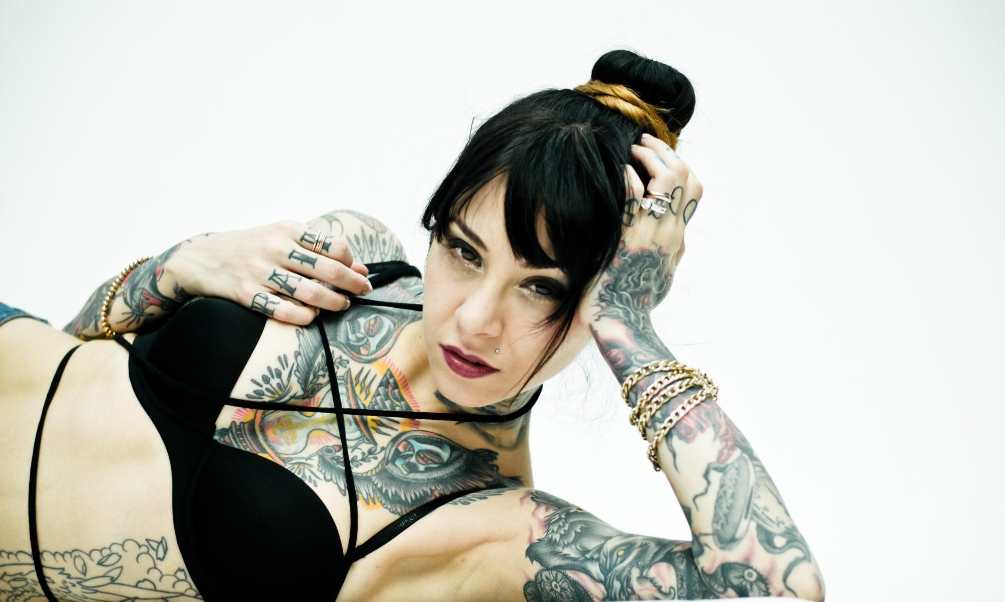 Studio tatuażu 24 Agnes