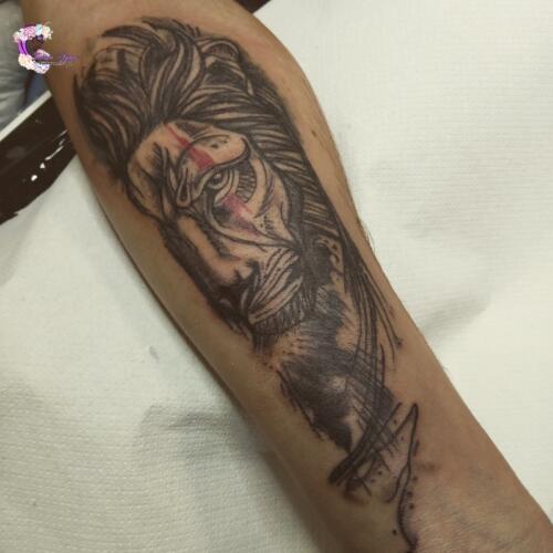tatuaz lew
