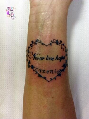 tatuaz osobisty
